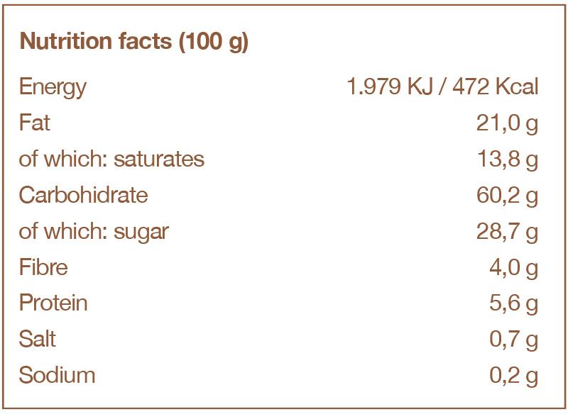 Tast frutos rojos y chocolate 120g-tabla-nutricional-En