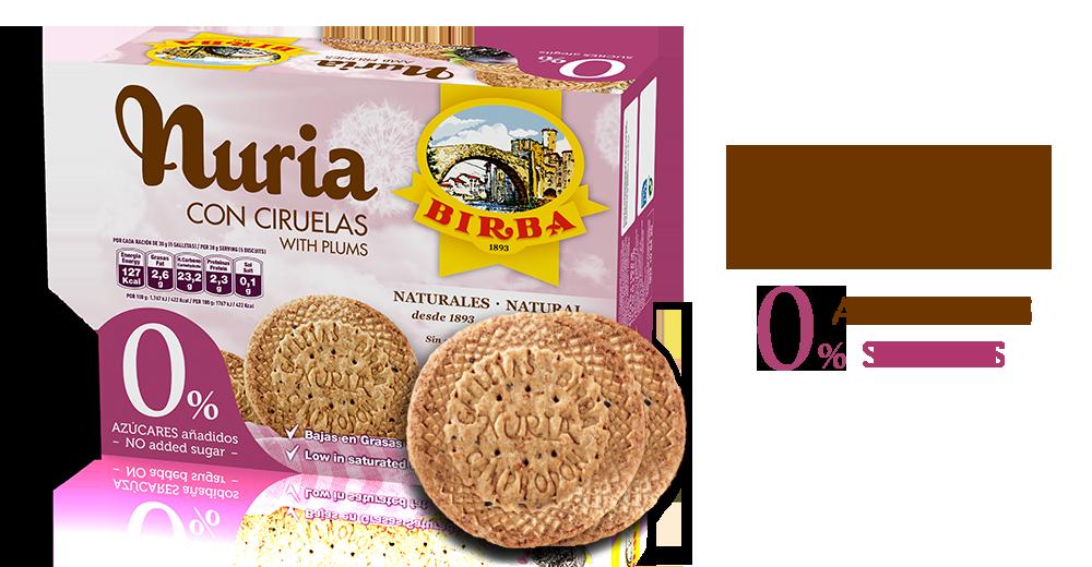 nuria-0-sucre