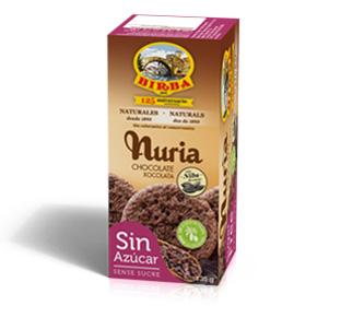Birba Nuria Sin Azucar Chocolate & nibs 1T