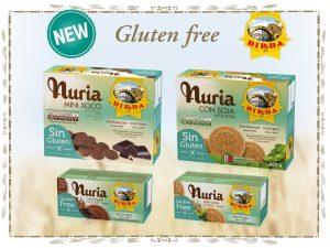 Nuria gluten free